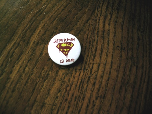 badge superman